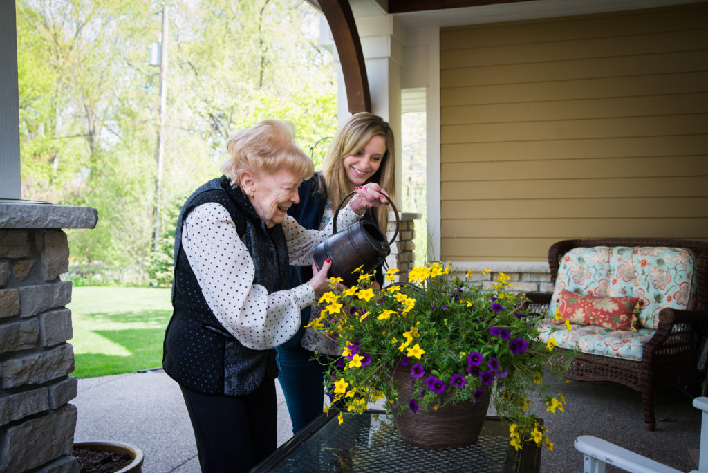 Facility Specializing in Memory Care