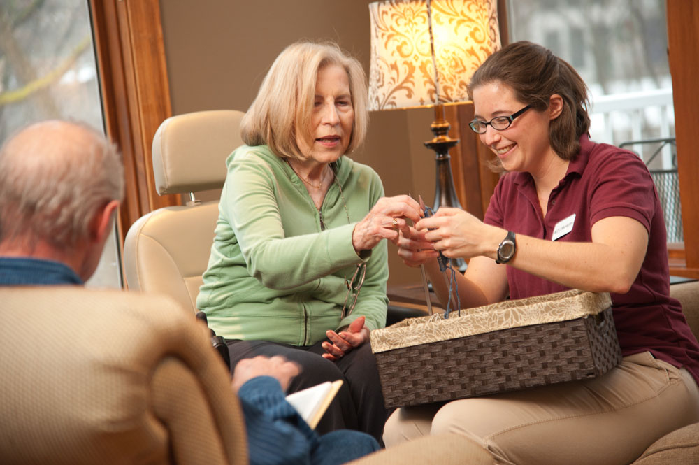 Residential Care in Roseville and Shoreview Minnesota