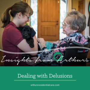 Dealing with delusions
