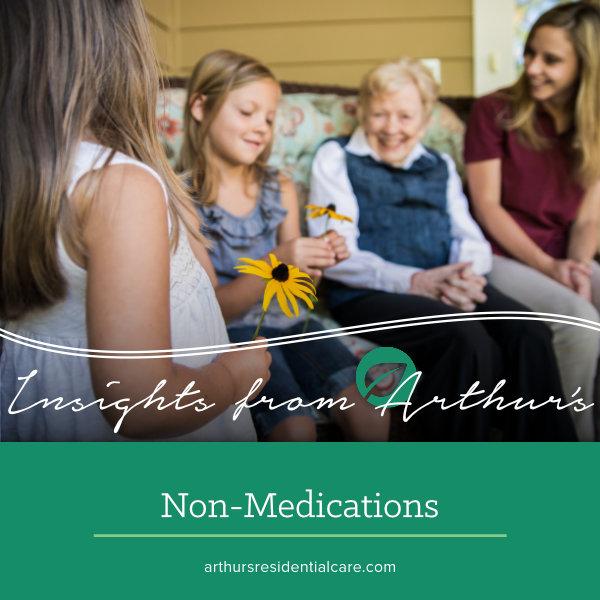 Non-medications