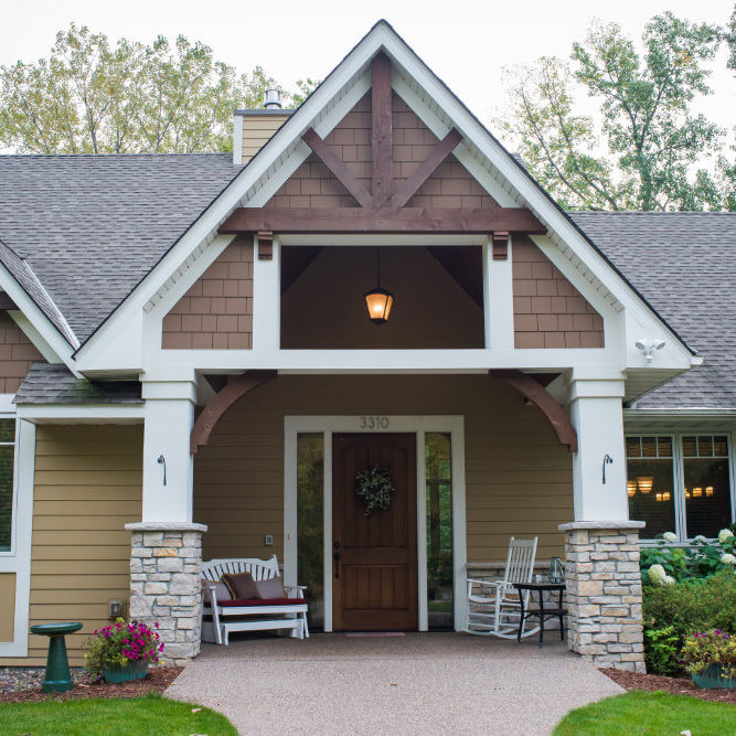 Exceptional care for seniors in 6-person homes.